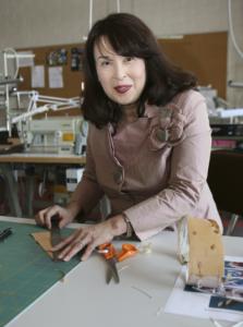 Kayoko Fujimoto toivoi yhteistyön syventämistä.