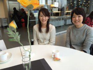 Yuumi ja Maiko